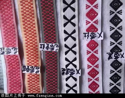 围边机专用边带;花纹边带;布纹边带;床垫边带专供 床垫 材料