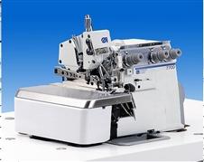 7700系列单针三线包缝机