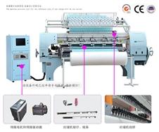 艺博达YBD44绗绣机