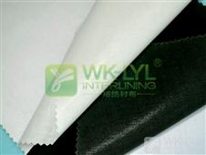 东莞衬布/衬布制造/高档衬布/裕纺衬布全棉针织粘合衬领衬
