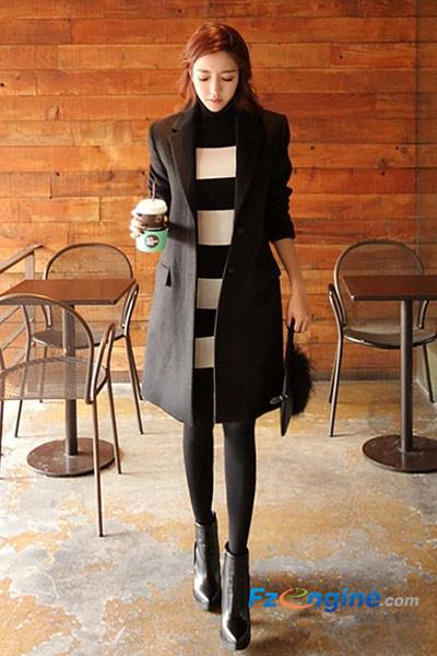 暖冬知性毛呢大衣搭配 增添優雅氣質1.jpg