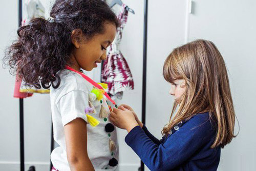 4岁小设计师为j. crew设计童装系列
