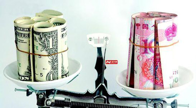 人民币汇率创新低 纺织业获益大0.jpg