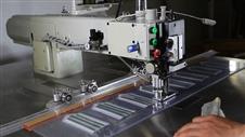 服装模板缝纫机