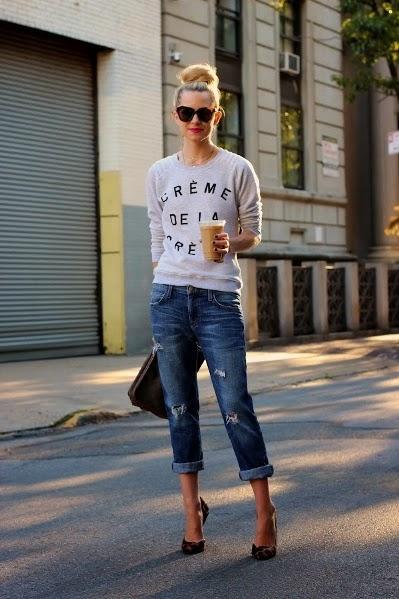 今天穿什么:牛仔裤配高跟鞋 打造唐嫣一样的筷子腿2.jpg