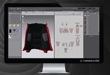 三维虚拟试衣软件