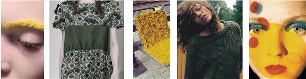 2017/18秋冬女装关键色彩趋势:温暖硫磺色、深邃橄榄绿1.jpg