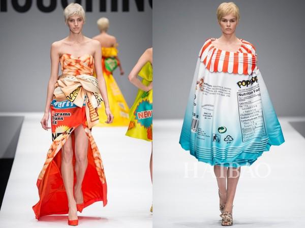 用报纸做礼服裙步骤图
