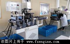 防水拉链生产设备