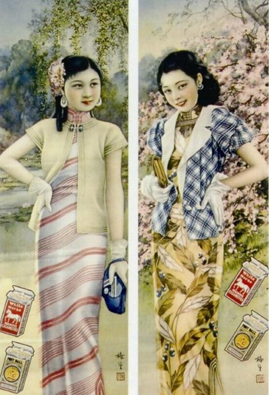 从清教到现在,见证旗袍的设计历史变迁,将继续延续旗袍文化!