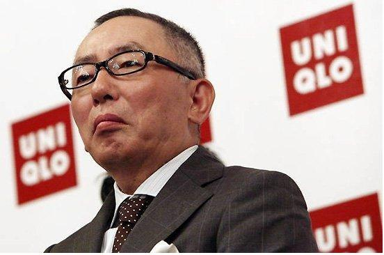 日本首富优衣库创始人柳井正单日亏损11.5亿英镑0.jpg