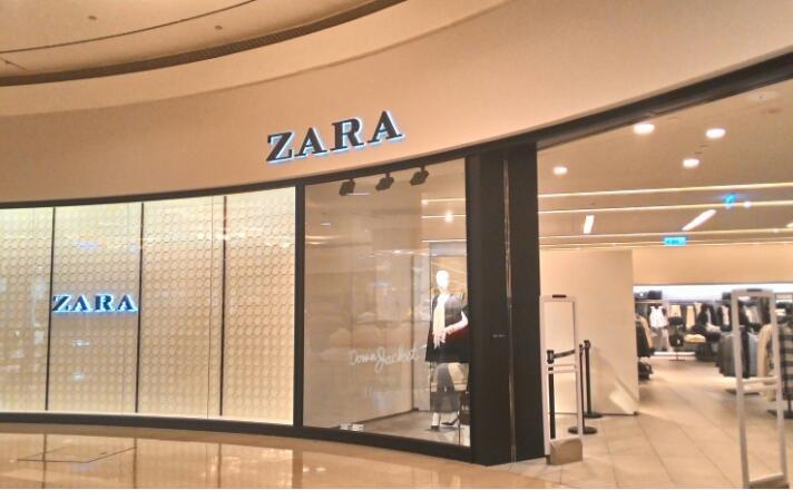 同样都是快时尚巨头 为何H&M、GAP就是快不过ZARA0.jpg