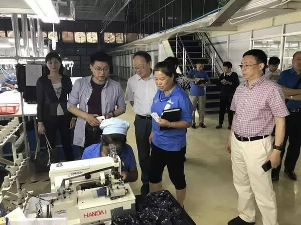 中纺联高勇率纺服企业家代表团访问缅甸7.jpg