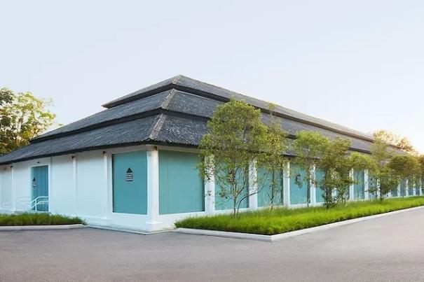 川久保玲的买手店开到了新加坡,这次的空间是个旧军营0.jpg