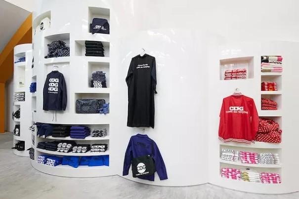 川久保玲的买手店开到了新加坡,这次的空间是个旧军营4.jpg