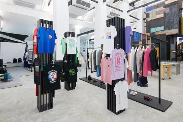 川久保玲的买手店开到了新加坡,这次的空间是个旧军营6.jpg