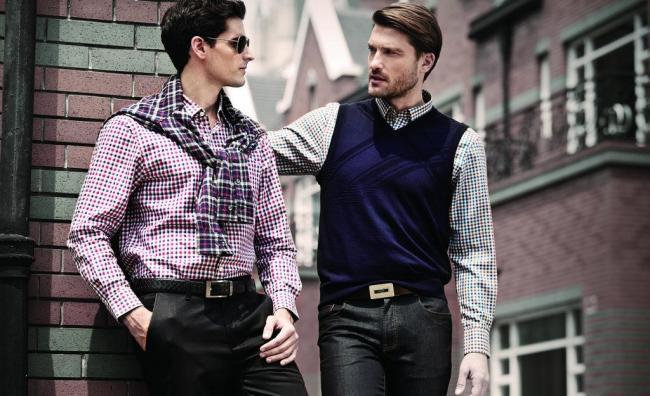 《2017中国男装产业发展报告》出炉 竞争进一步加剧0.jpg