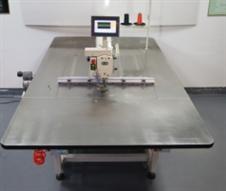 自动双向缝纫模板机