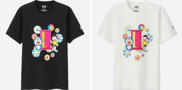 优衣库 x 村上隆 x 哆啦 A 梦联名全系列亮相,5 月 25 日开售2.jpg