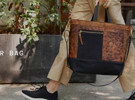 """用蘑菇做""""皮料"""",美国生物初创公司新款环保手袋 Mylo Driver Bag 正式发售0.jpg"""