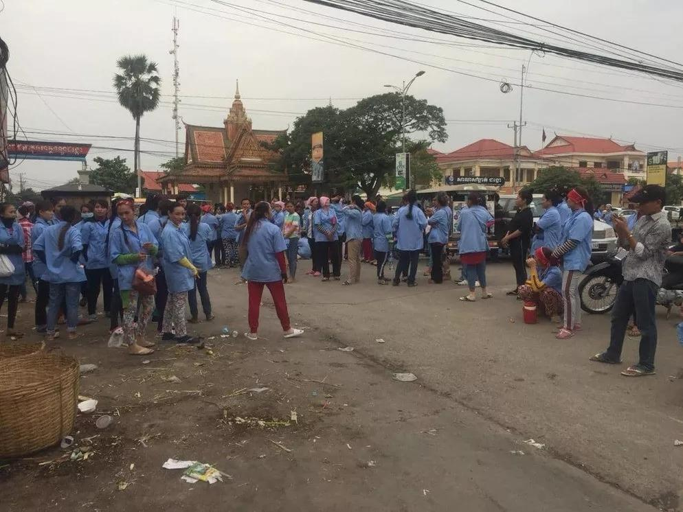 柬埔寨再次爆發大罷工,在柬投資開廠有多難?0.jpg
