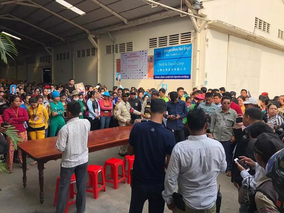 柬埔寨再次爆發大罷工,在柬投資開廠有多難?1.jpg