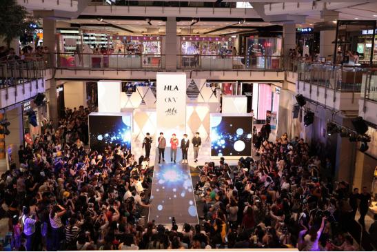 HLA海澜之家品牌矩阵强势入驻泰国,半个娱乐圈都来了!0.png