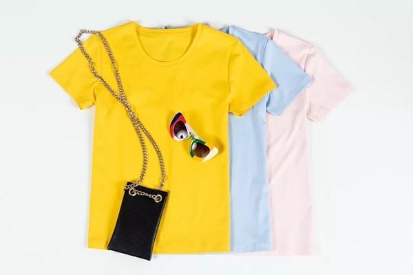 青春特供 WHITE COLLAR白领女装2019春季新款T恤